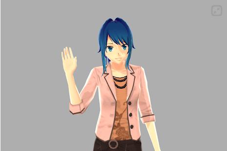 Anime Girl Pose 3D Mod APK