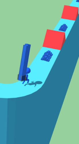 Stair Run Mod Ads free
