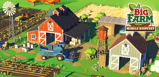 Big Farm Mobile Harvest latest