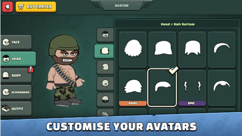 Mini Militia APK unlocked