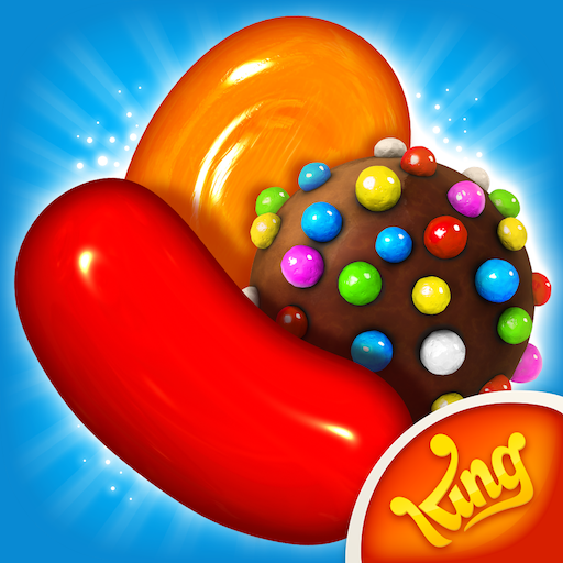 Candy Crush Saga APK (Unlimited Moves/Lives)