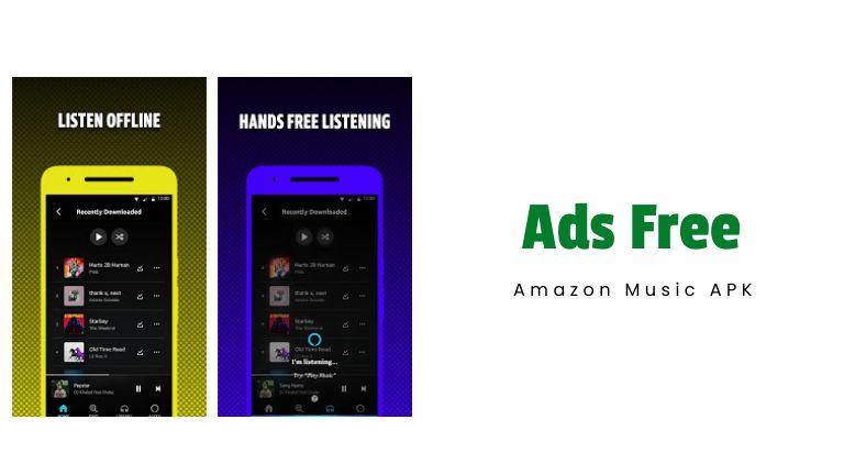 Amazon Music Mod No Ads