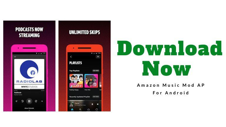 Amazon Music Mod download