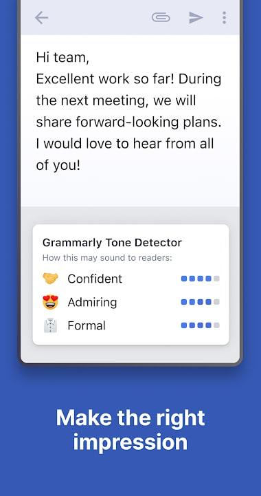 Grammarly premium apk