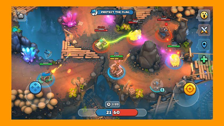 Pico Tanks Multiplayer mod apk