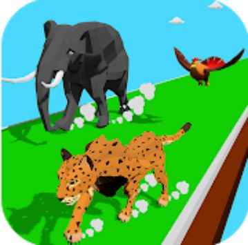 Animal Transform Race (Unlimited Coins)