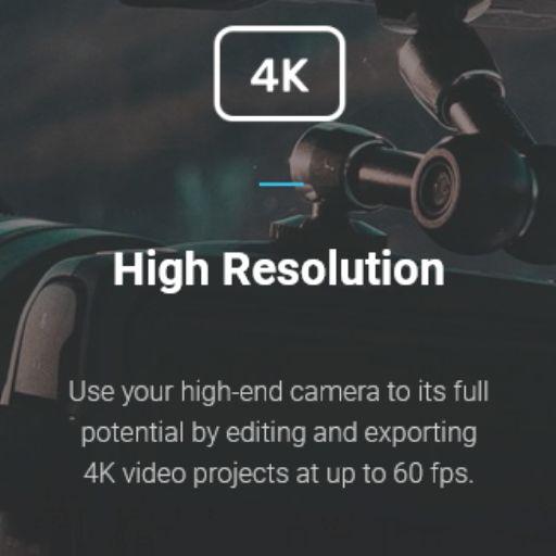 KineMaster Mod APK 4K Support