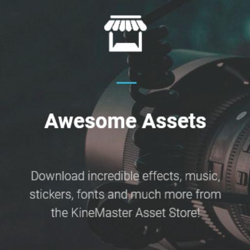 KineMaster Mod APK Asset Unlocked