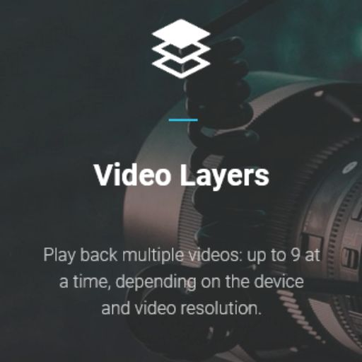 KineMaster Mod APK Multiple Layers Support