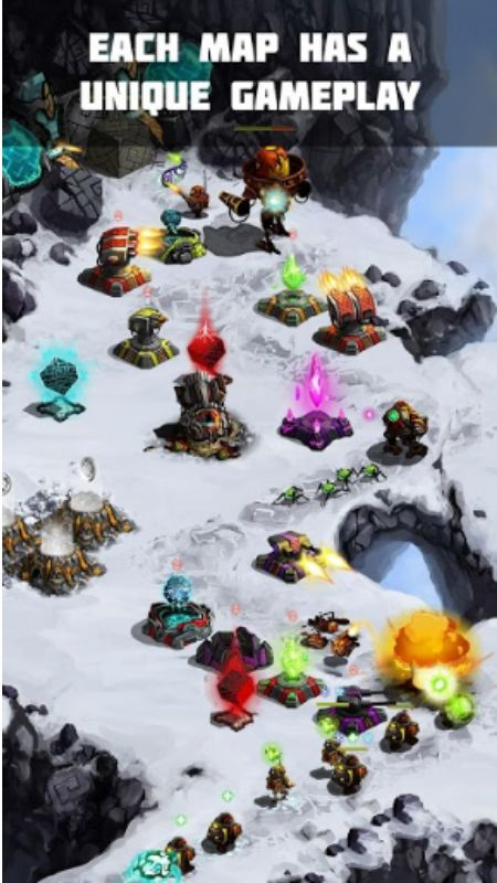 Ancient Planet Tower Defense APK