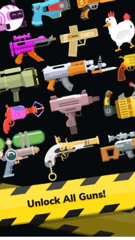 Gun Idle Mod APK