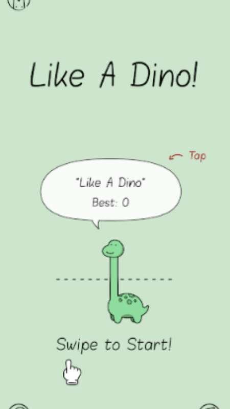 Like A Dino! Mod APK