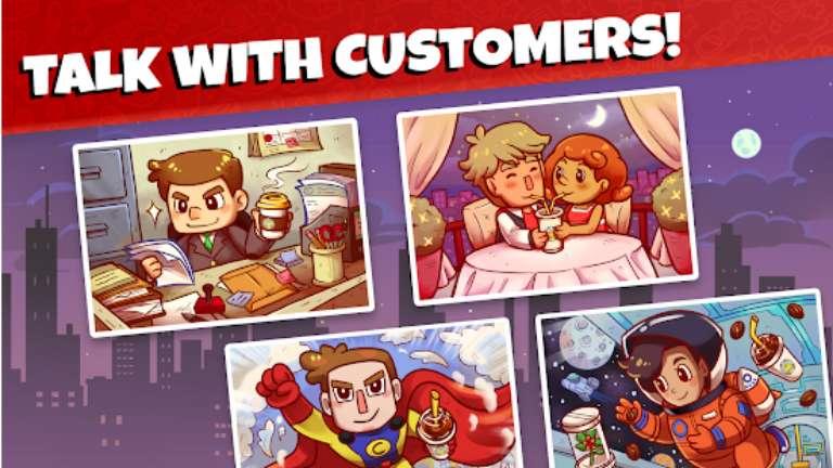Own Coffee Shop Mod Ads free