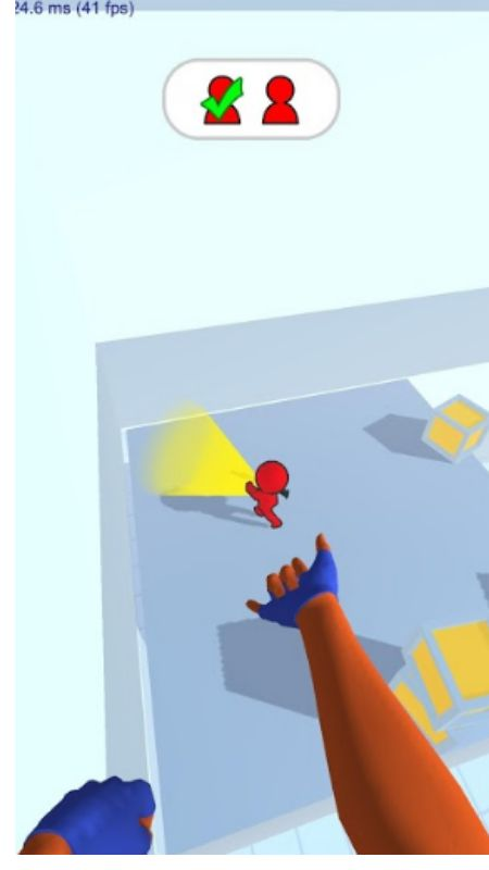 Webbi Boi 3D Mod