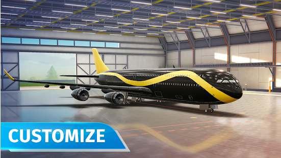 Airport City Mod Apk No Ads