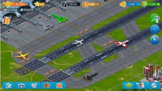 Airport City Mod Apk Unlimited Money