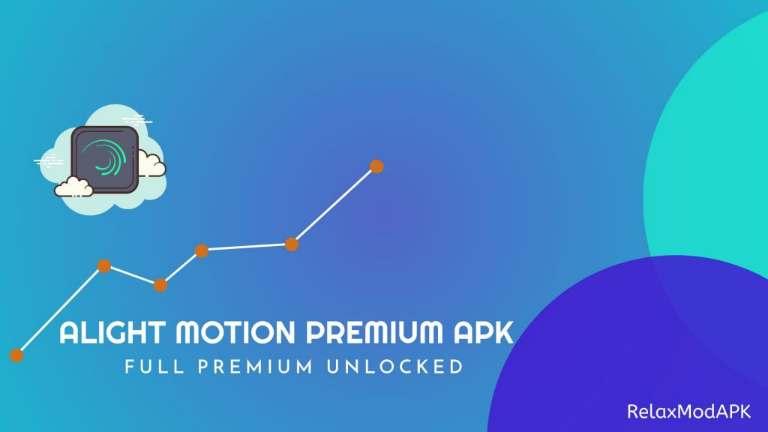 Alight Motion Mod Unlocked