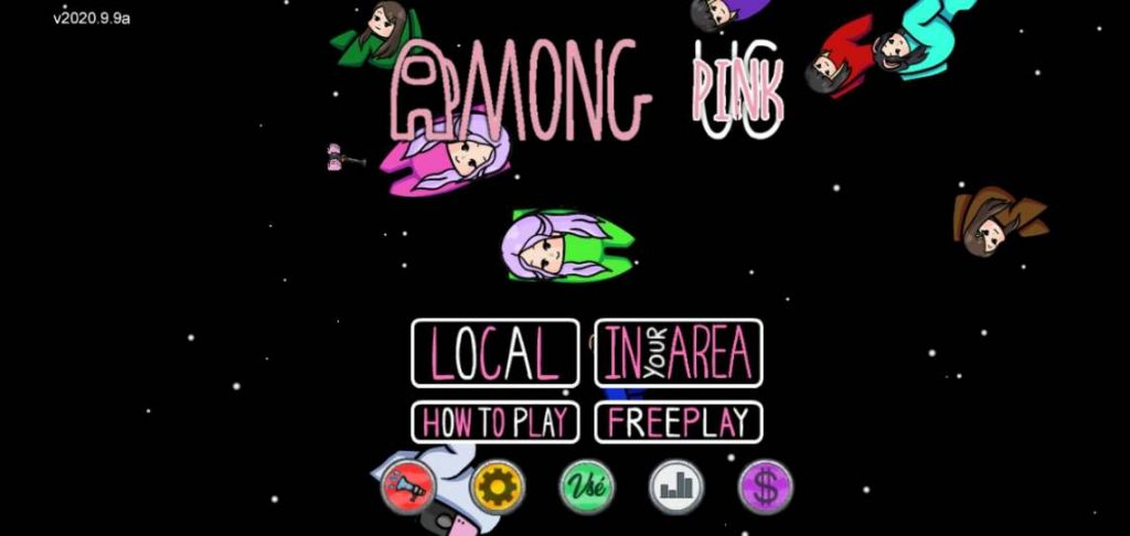 Among Pink Mod for Android