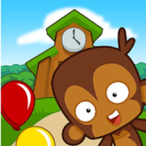 Bloons Monkey City Mod (Unlimited Everything)