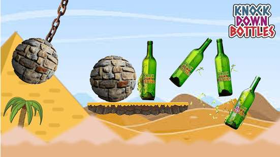Bottle Shooting Game Mod Ads Free
