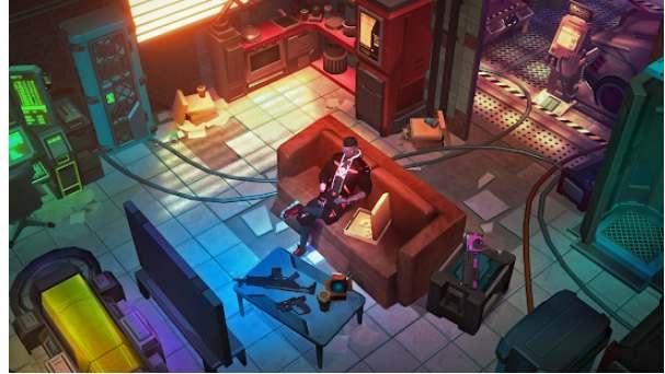 Cyberika Action Cyberpunk RPG