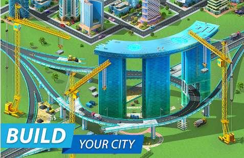 Download Megapolis Mod Apk