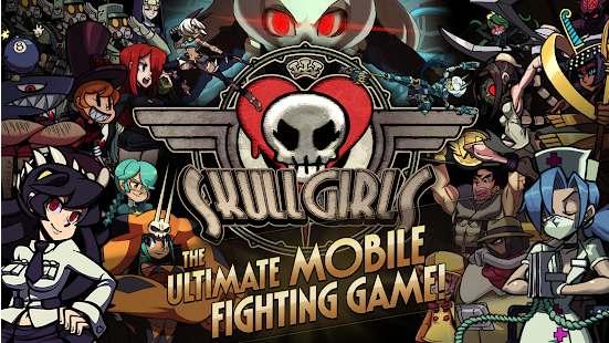 Skullgirls: Fighting Mod Unlocked
