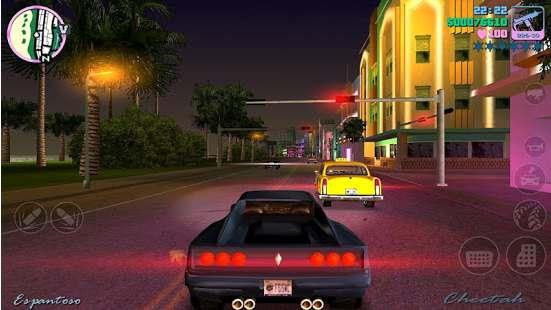 GTA Vice City MOD APK Unlimited Money