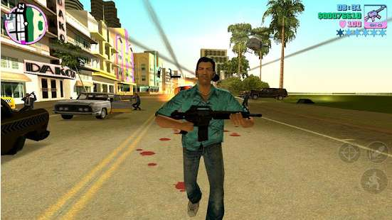 GTA Vice City MOD APK Paid Unlocked