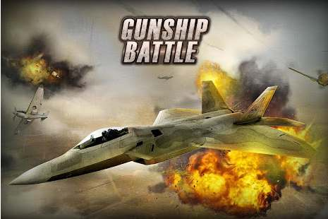 GUNSHIP BATTLE APK Mod Unlocked
