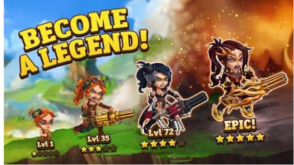 Hero Wars APK MOD Unlimited Money