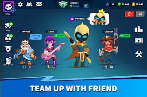 Heroes Strike APK Unlocked Mod