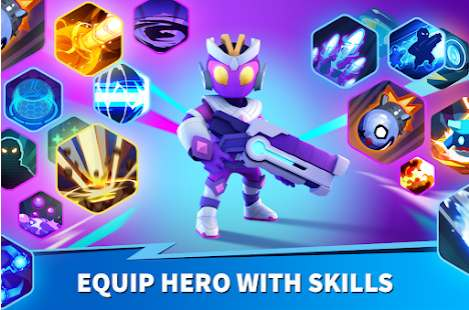 Heroes Strike APK Mod Unlimited Money