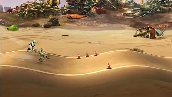 Mad Skills BMX 2 Mod Ads free
