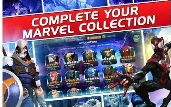 Marvel Contest of Champions God Mod