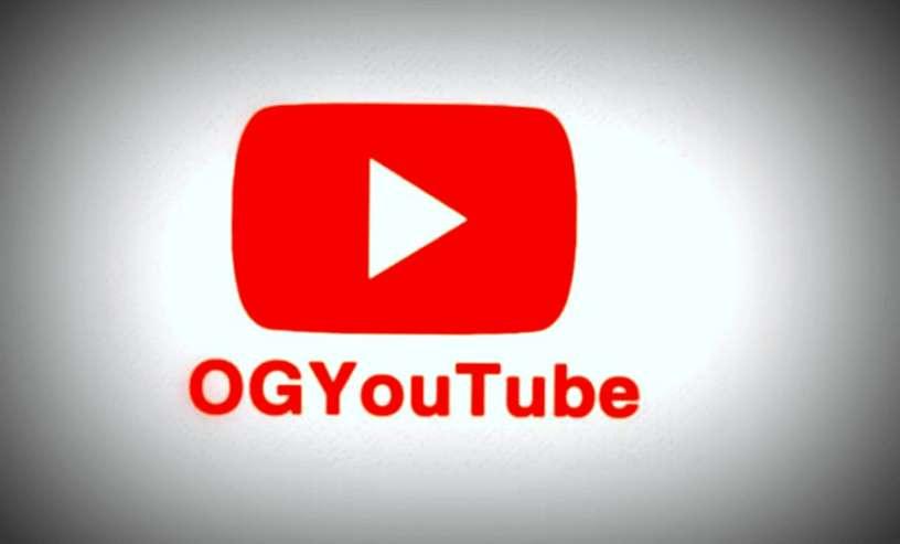 OGYouTube APK Premium