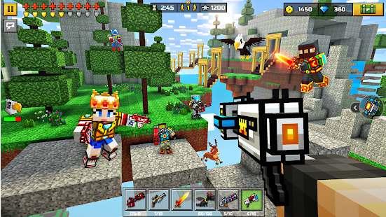 Pixel Gun 3D Mod Unlimited Money