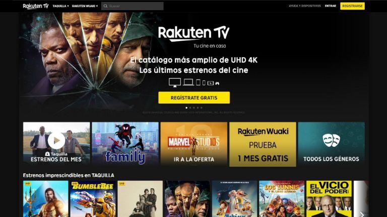 Rakuten TV APK for Free