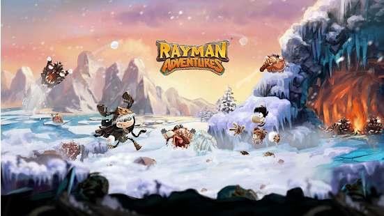 Rayman Adventures MOD APK Unlimited Money