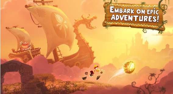 Rayman Adventures MOD APK No Ads