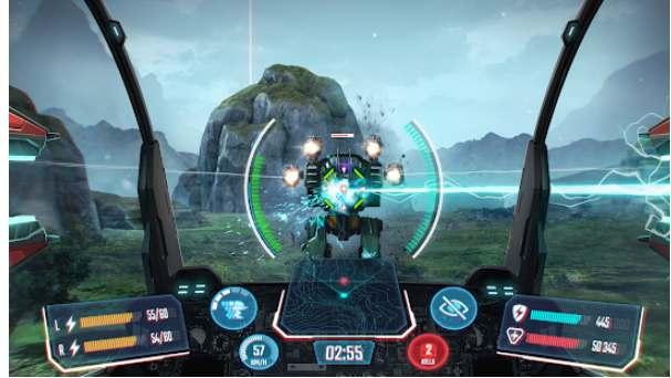 Robot Warfare APK