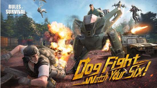 Rules of Survival APK No Ads