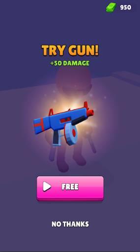 Run n Gun Mod APK Unlocked