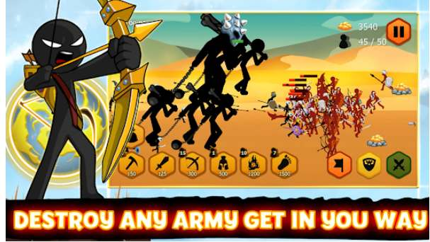 Stickman Battle APK