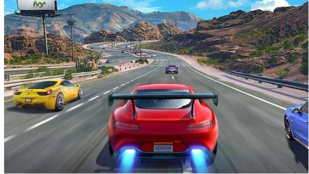 Street Racing 3D MOD APK Latest Unlocked