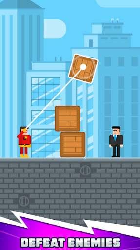 The Superhero League Mod Unlimited Money