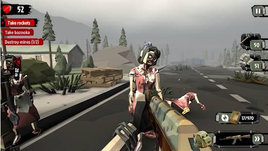 The Walking Zombie Mod