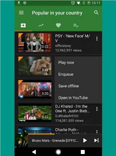 YMusic Premium APK Premium