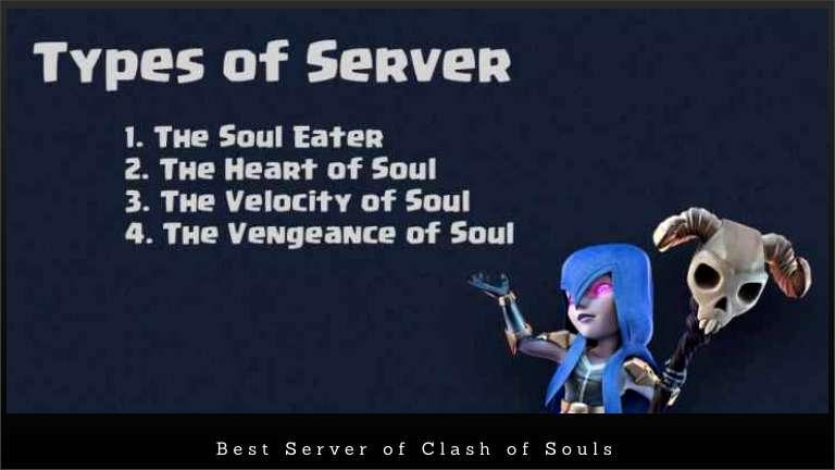 Clash of Souls latest