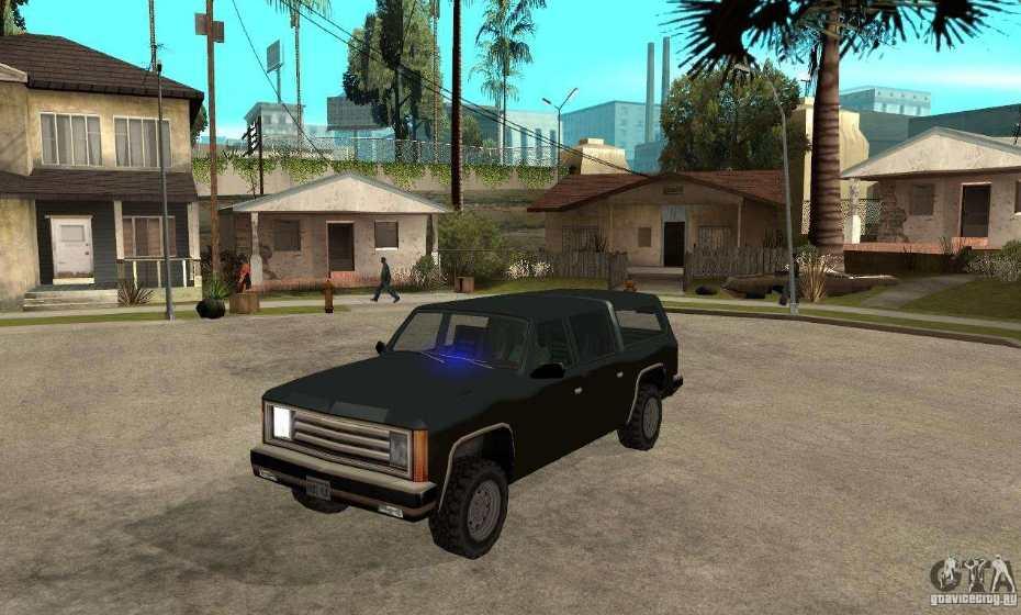 GTA San Andreas Unlocked